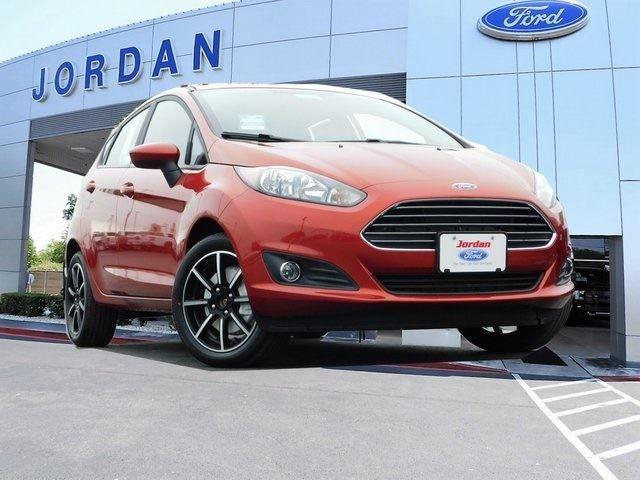 Ford Fiesta Se San Antonio Tx New Braunfels Cibolo Schertz Texas Fadpejjm