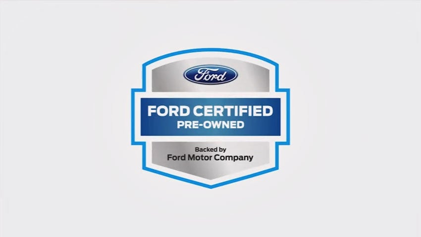 Certified Pre Owned >> Certified Pre Owned Ford Ford Dealership San Antonio Tx