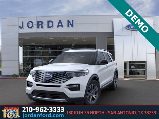 New Ford Explorer >> 2020 Ford Explorer Platinum