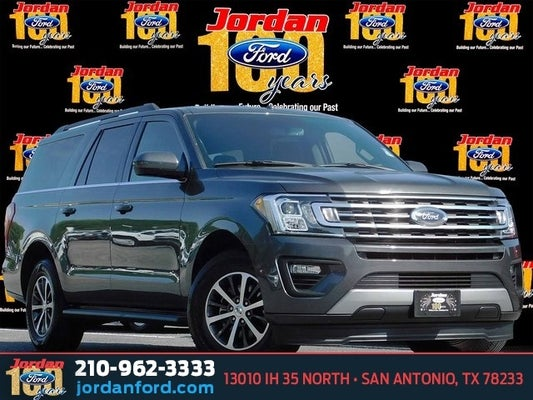 Ford Dealership San Antonio >> 2019 Ford Expedition Max Xlt