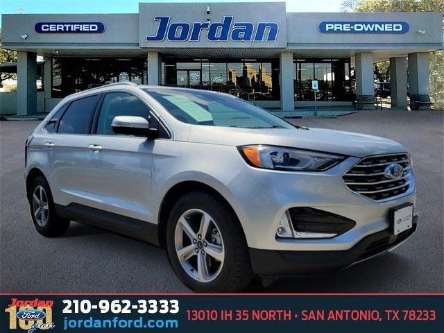 Ford Edge Sel In San Antonio Tx Jordan Ford