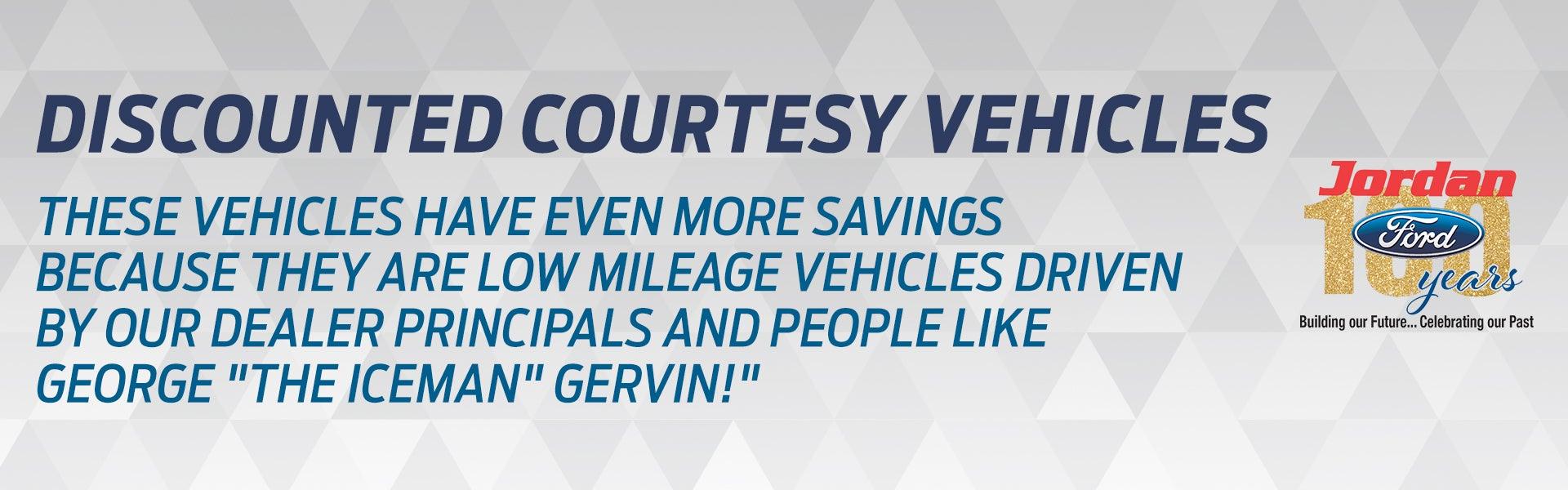 Discounted Courtesy Vehicles Ford Dealership In San Antonio Tx Jordan Ford