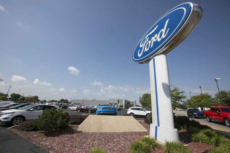 Pre Owned And Used Car Specials Jordan Ford In San Antonio