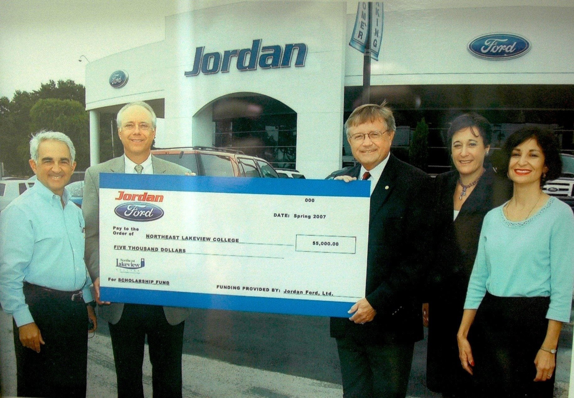 About Us About Our Ford Dealership San Antonio Tx Jordan Ford